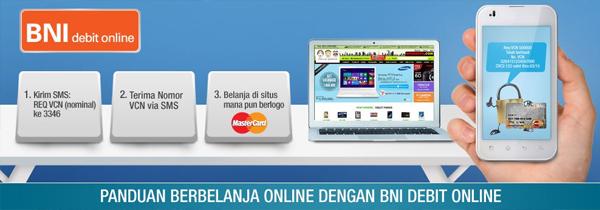 <strong>BNI Debit Online</strong>