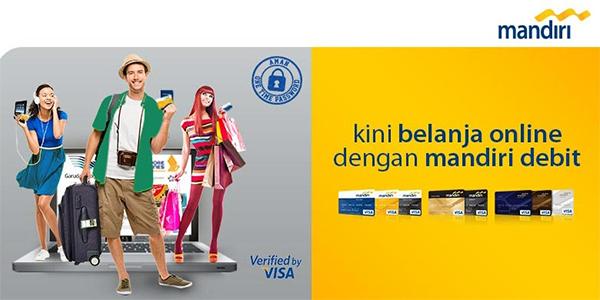 <strong>Mandiri Debit Online</strong>
