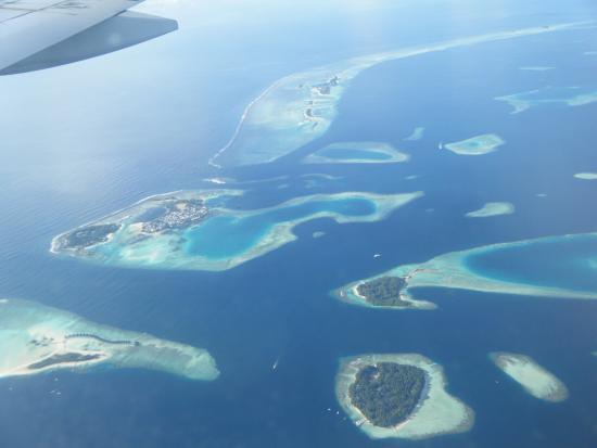 Cari penerbangan yang tiba di Maldives pagi/siang hari